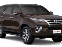 Ban xe fortuner 2017 chay 2000km
